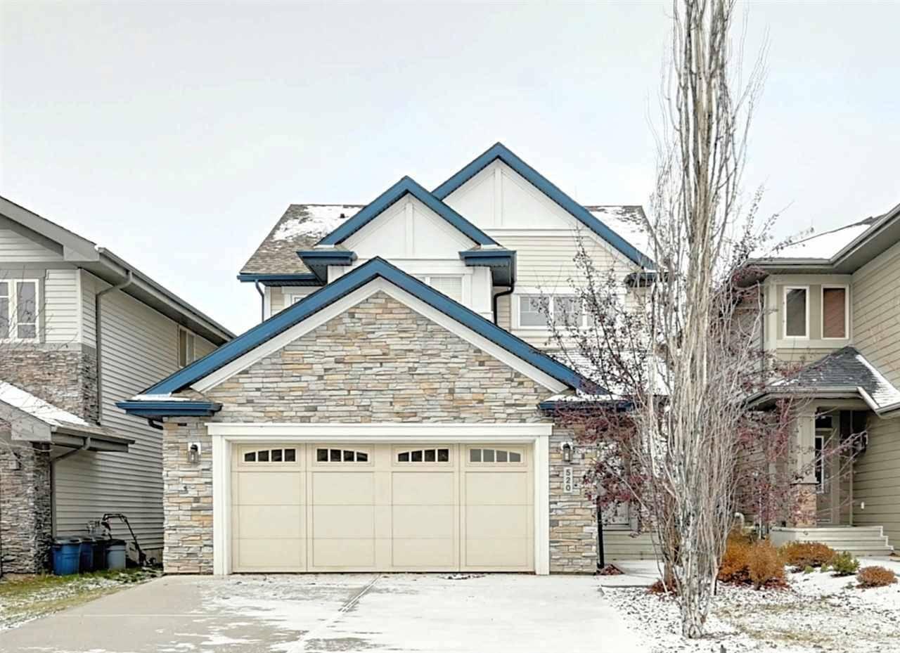 House for sale at 520 Adams Wy Sw Edmonton Alberta - MLS: E4183497