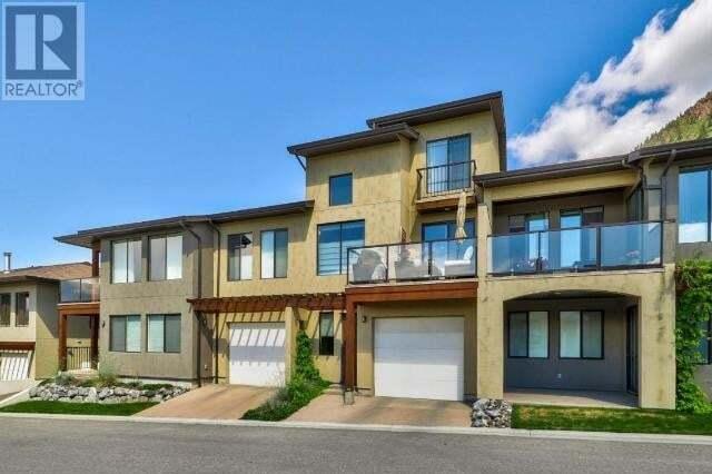 Townhouse for sale at 520 Belmonte Drive  Kamloops British Columbia - MLS: 156772