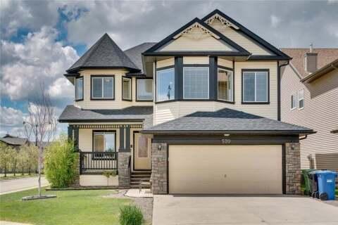 House for sale at 520 Cougar Ridge Dr Southwest Calgary Alberta - MLS: C4301701