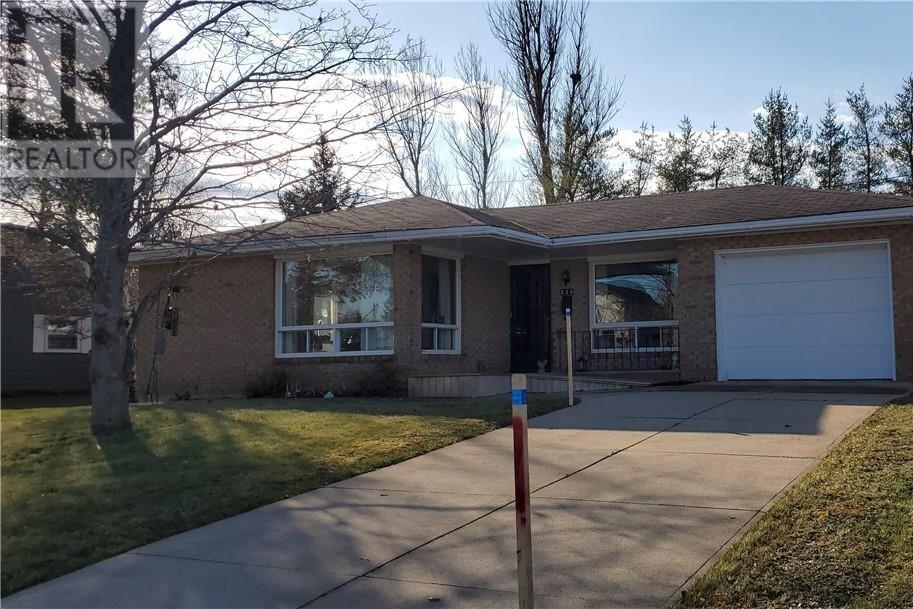 House for sale at 520 Glencairn  Moncton New Brunswick - MLS: M132200