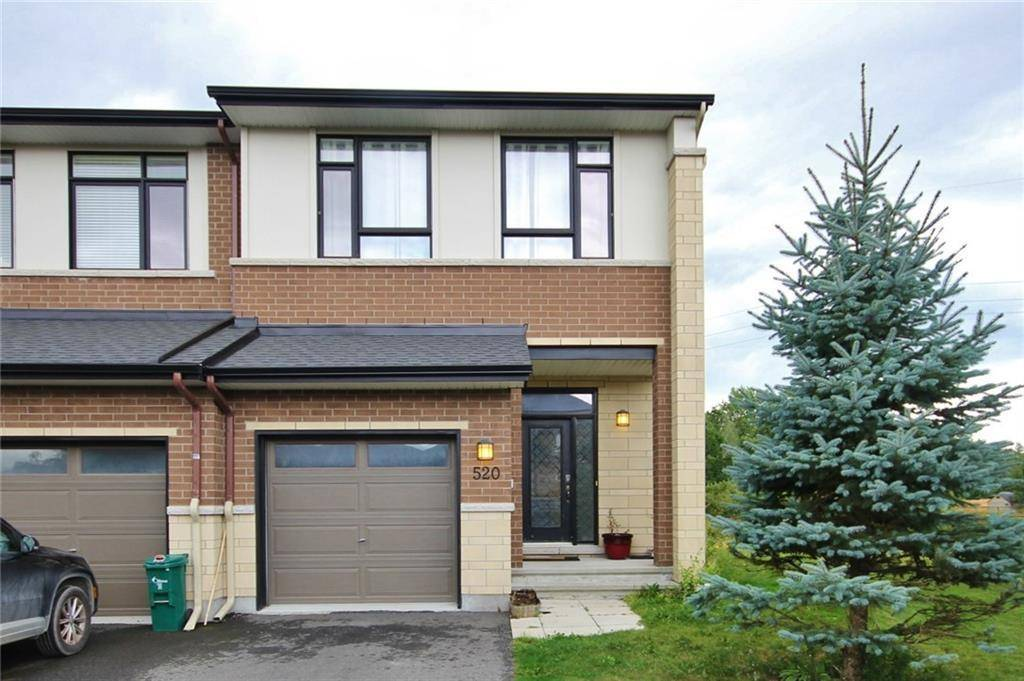 Townhouse for sale at 520 Grand Tully Wy Ottawa Ontario - MLS: 1169507