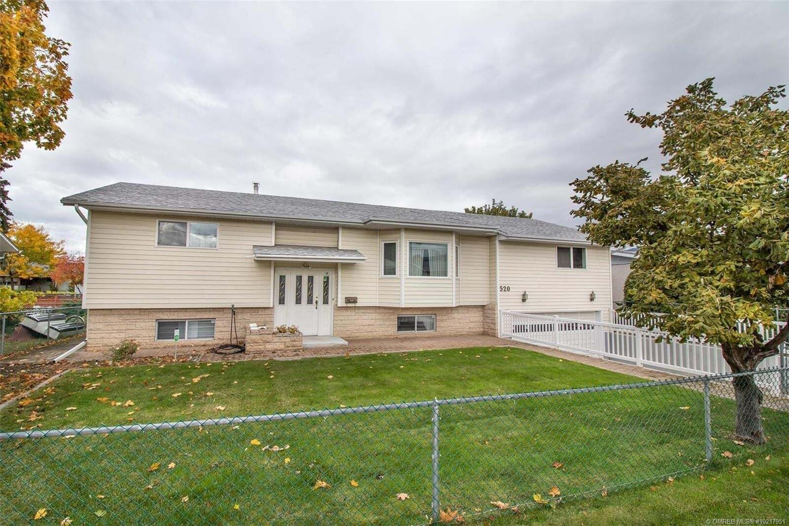 House for sale at 520 Mallach Rd Kelowna British Columbia - MLS: 10217951