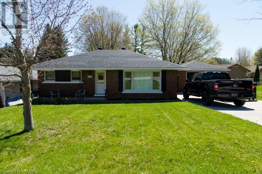 House for sale at 520 Mcnabb St Walkerton Ontario - MLS: 260930