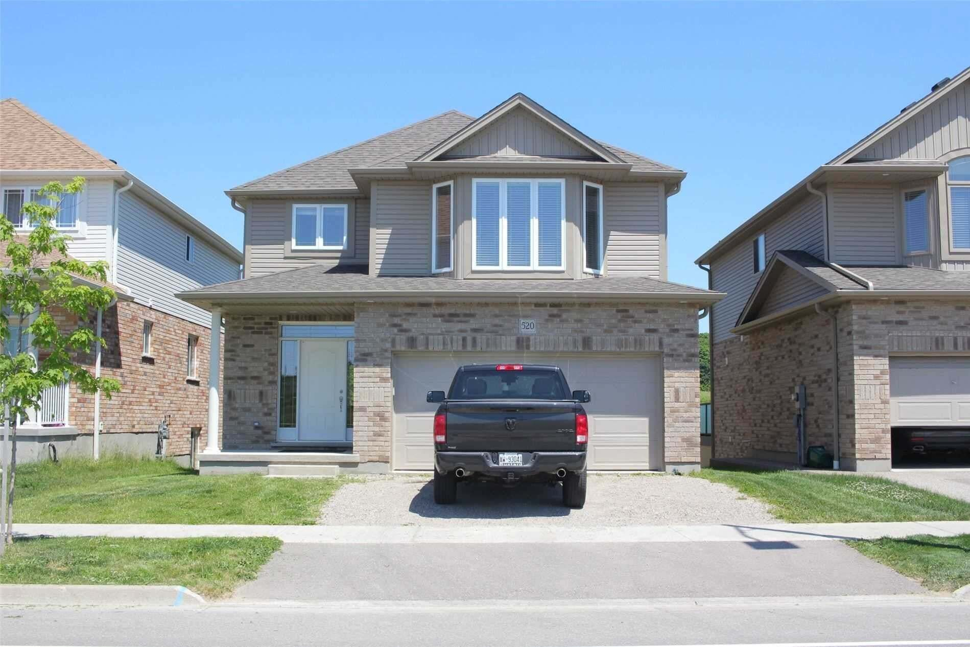 House for rent at 520 Sundew Dr Waterloo Ontario - MLS: X4794211