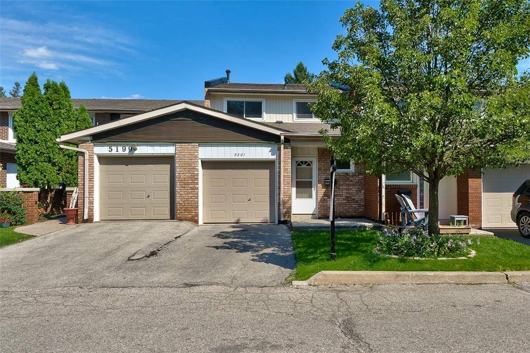 Townhouse for rent at 5201 Banting Ct Burlington Ontario - MLS: H4073389