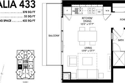 Apartment for rent at 45 Charles St Unit 5203 Toronto Ontario - MLS: C4603983