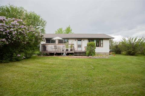 House for sale at 5203 51a Ave Rural Sturgeon County Alberta - MLS: E4162887