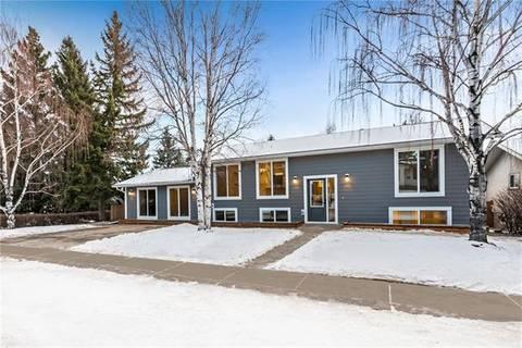 House for sale at 5203 Barron Dr Northwest Calgary Alberta - MLS: C4286115