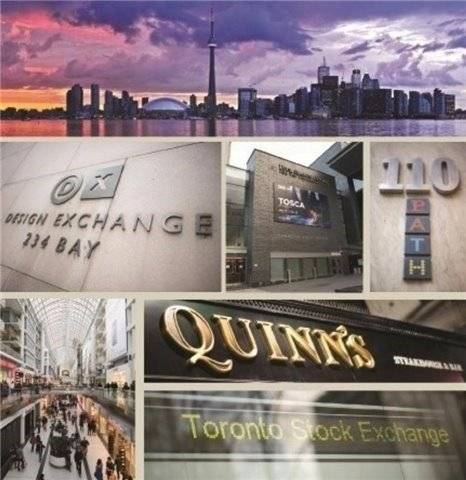 Condo for sale at 70 Temperance St Unit 5204 Toronto Ontario - MLS: C4636204