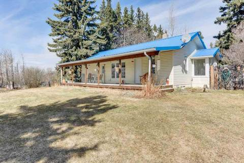 House for sale at 5204 Hghway  Rural Parkland County Alberta - MLS: E4151925