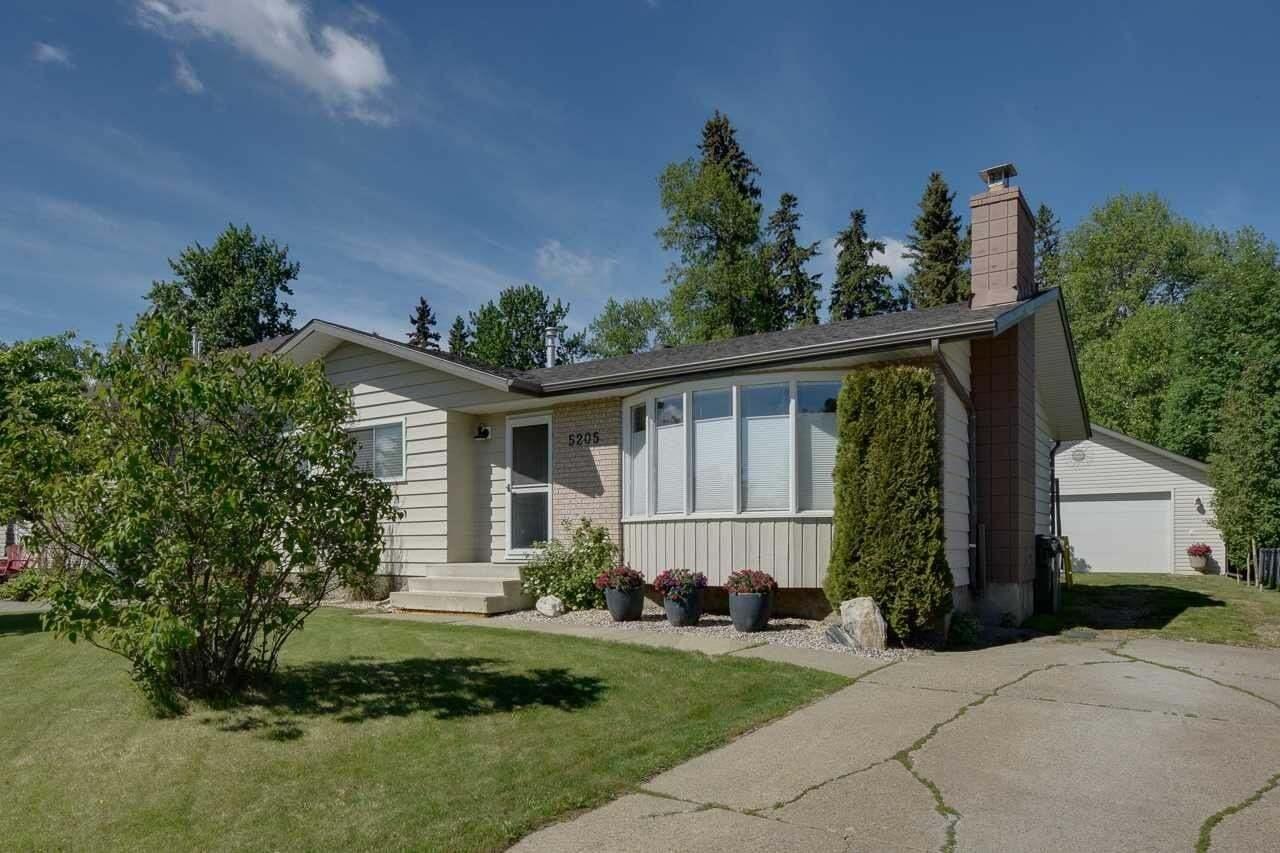 House for sale at 5205 43 St Stony Plain Alberta - MLS: E4200225