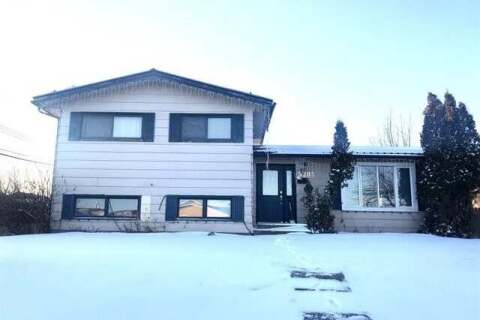 House for sale at 5205 Sunset Dr Spirit River Alberta - MLS: CA0192787