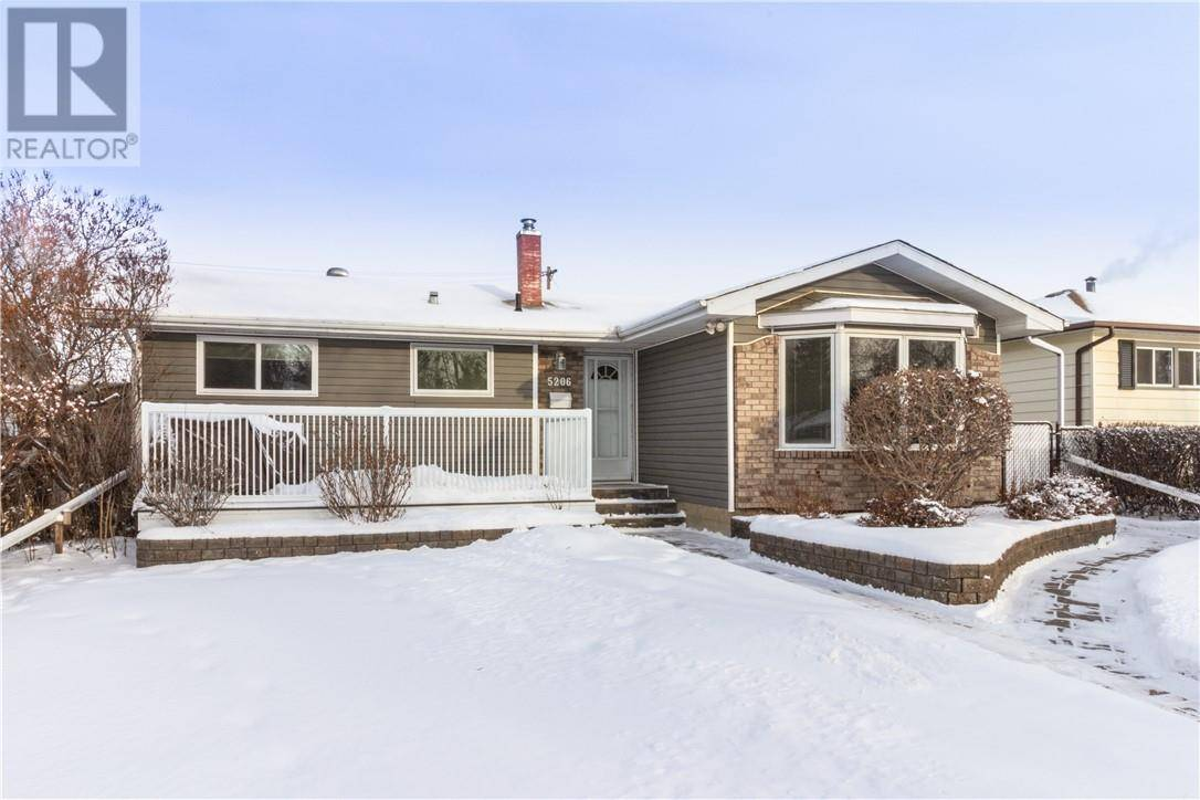 House for sale at 5206 54 Ave Camrose Alberta - MLS: ca0185676
