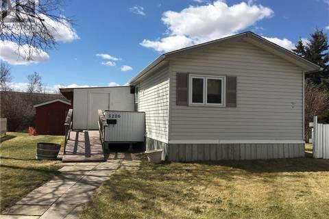 Residential property for sale at 5206 58 St Camrose Alberta - MLS: ca0161862