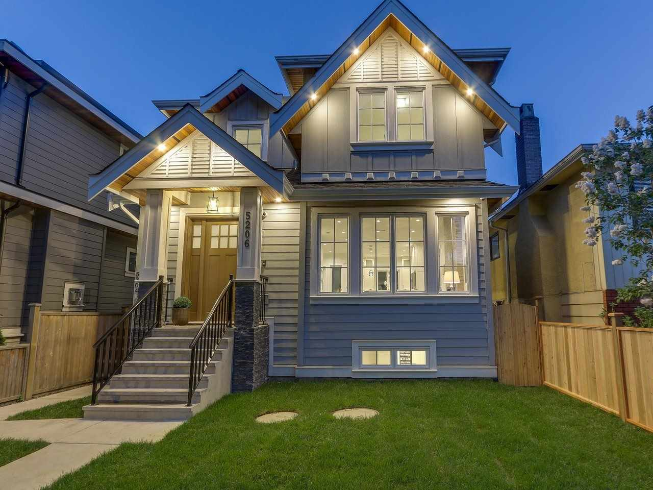 Removed: 5206 Chester Street, Vancouver, BC - Removed on 2018-12-01 05:27:19