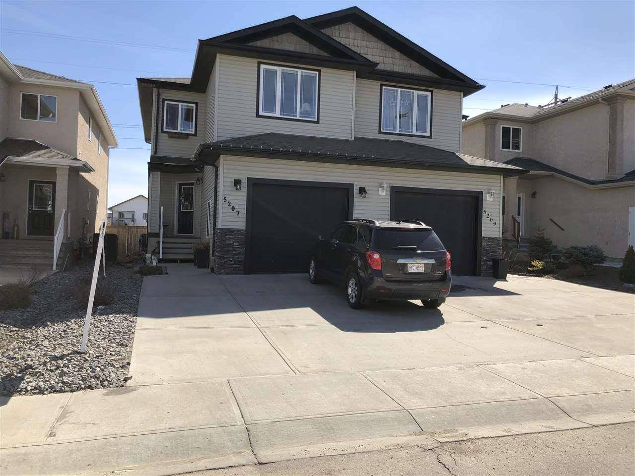 Townhouse for sale at 5207 164 Ave Nw Edmonton Alberta - MLS: E4187501