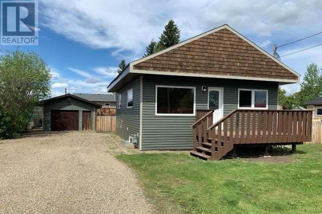 House for sale at 5207 51 Ave Pouce Coupe British Columbia - MLS: 182687