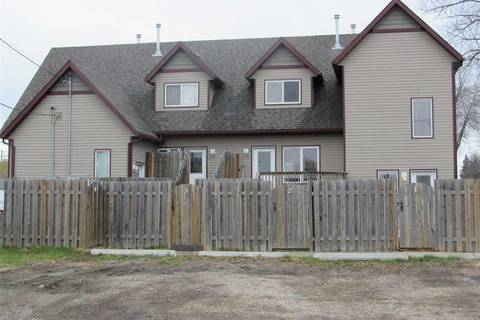 Townhouse for sale at 5208 52 Ave Barrhead Alberta - MLS: E4110164