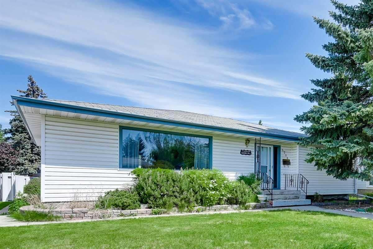 House for sale at 5208 91 Av NW Edmonton Alberta - MLS: E4200206