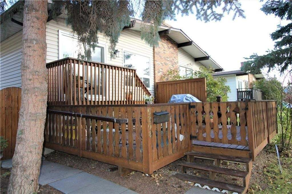 Townhouse for sale at 5208 Bowness Rd NW Montgomery, Calgary Alberta - MLS: C4302693