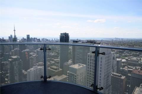 Apartment for rent at 1 Bloor St Unit 5209 Toronto Ontario - MLS: C4686249