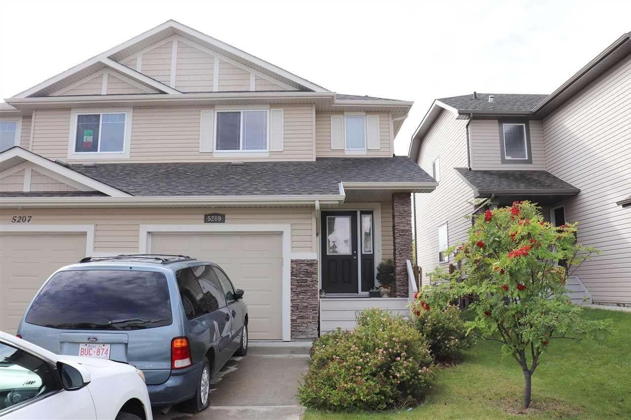 Townhouse for sale at 5209 168 Av NW Edmonton Alberta - MLS: E4174412