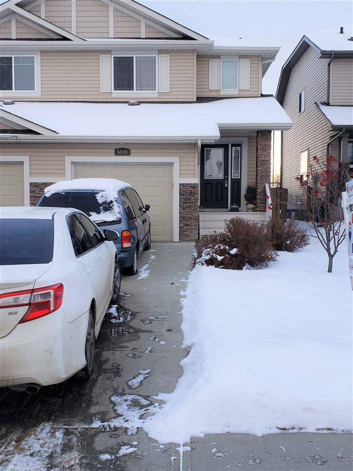 Townhouse for sale at 5209 168 Ave Nw Edmonton Alberta - MLS: E4174412