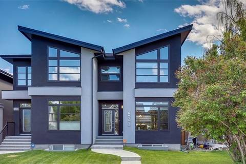 Townhouse for sale at 521 25 Ave Northeast Calgary Alberta - MLS: C4253510