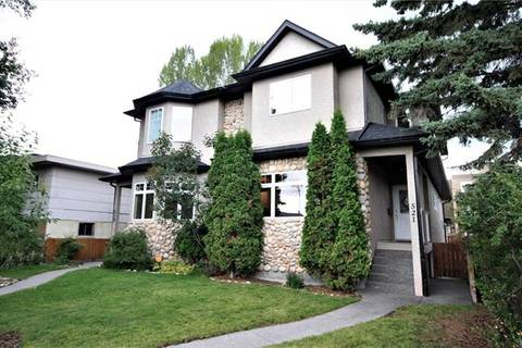 Townhouse for sale at 521 32 St Northwest Calgary Alberta - MLS: C4256400