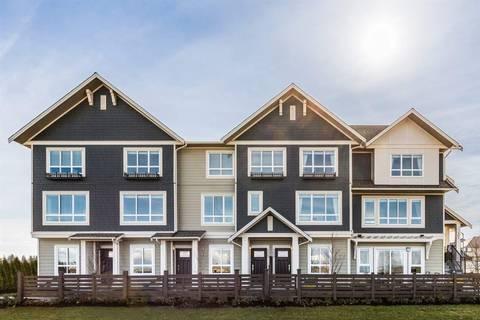 Townhouse for sale at 4688 Hawk Ln Unit 521 Tsawwassen British Columbia - MLS: R2341539