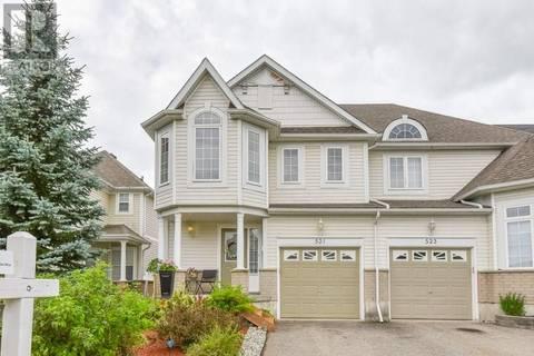 House for sale at 521 Beaverwood St Waterloo Ontario - MLS: 30750613