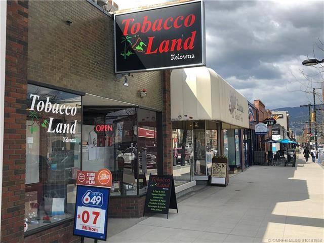 Commercial property for sale at 521 Bernard Ave Kelowna British Columbia - MLS: 10181958