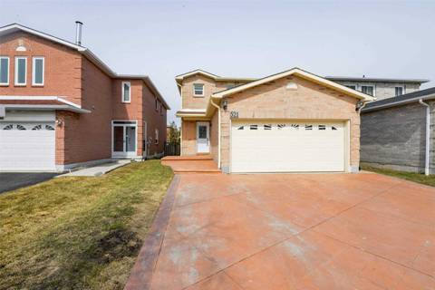 House for sale at 521 Bluesky Cres Mississauga Ontario - MLS: W4440987