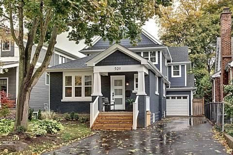 House for sale at 521 Burlington Ave Burlington Ontario - MLS: W4620203