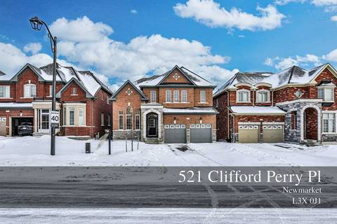 House for sale at 521 Clifford Perry Pl Newmarket Ontario - MLS: N4694054