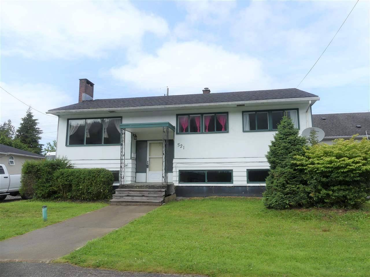 House for sale at 521 11 Ave E Prince Rupert British Columbia - MLS: R2390430