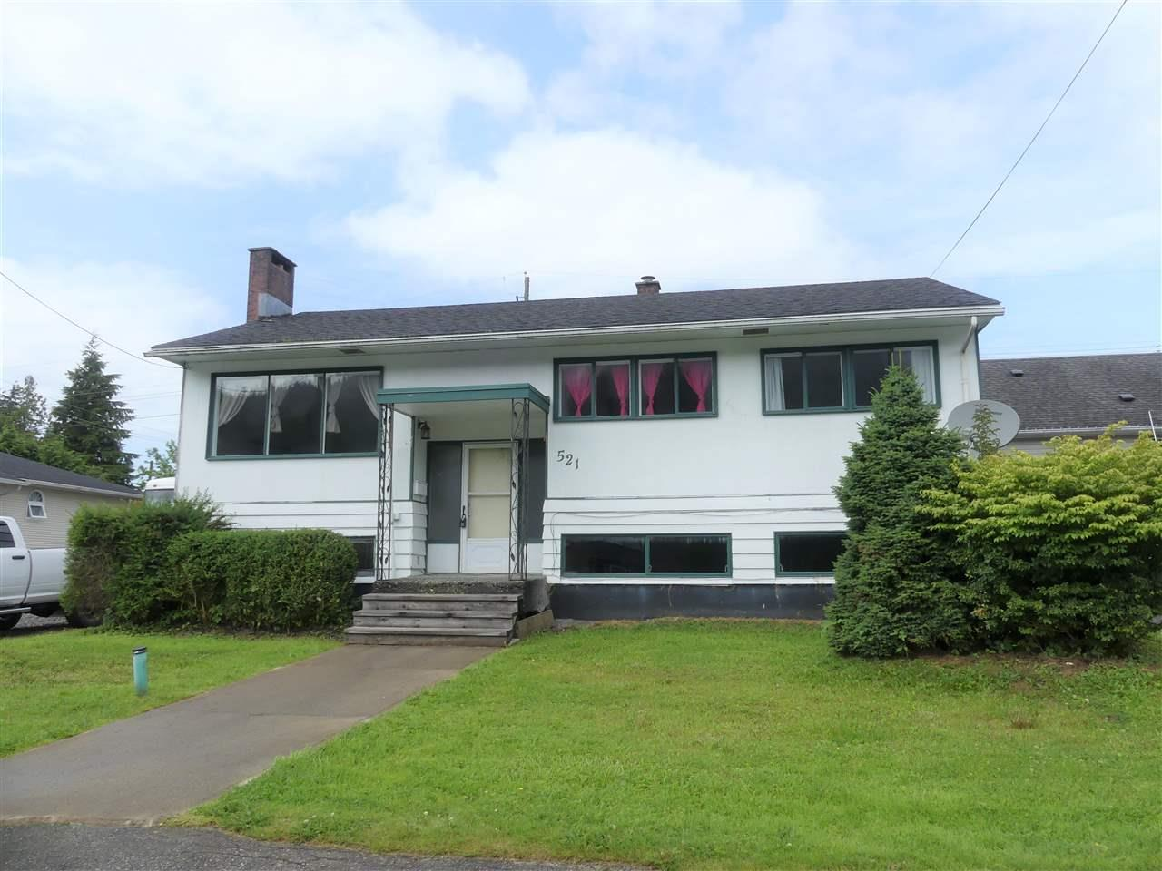 Removed: 521 East 11 Avenue, Prince Rupert, BC - Removed on 2020-01-18 11:57:09