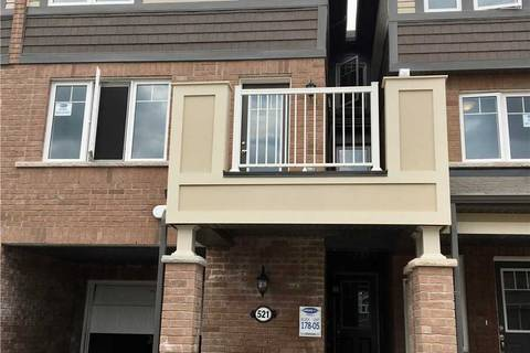 Townhouse for rent at 521 Fir Ct Milton Ontario - MLS: W4673763