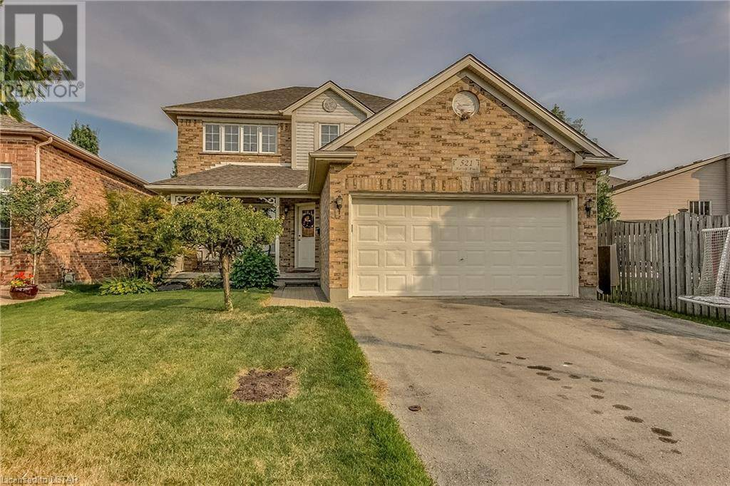 House for sale at 521 Hartop Pl London Ontario - MLS: 221232