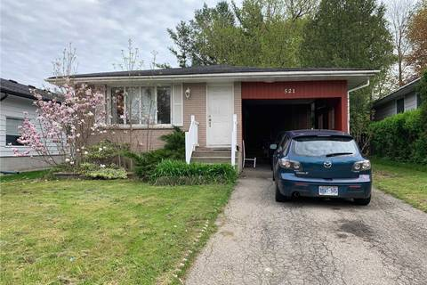 House for sale at 521 Havelock Dr Waterloo Ontario - MLS: X4459344