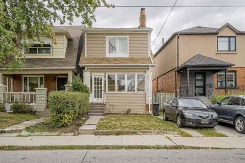 House for sale at 521 Lauder Ave Toronto Ontario - MLS: C4935844