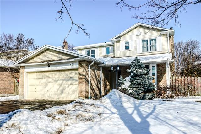 For Sale: 521 Reynolds Street, Whitby, ON | 3 Bed, 4 Bath House for $689,000. See 20 photos!