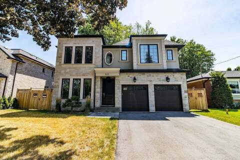 House for sale at 521 Taplow Cres Oakville Ontario - MLS: W4845322
