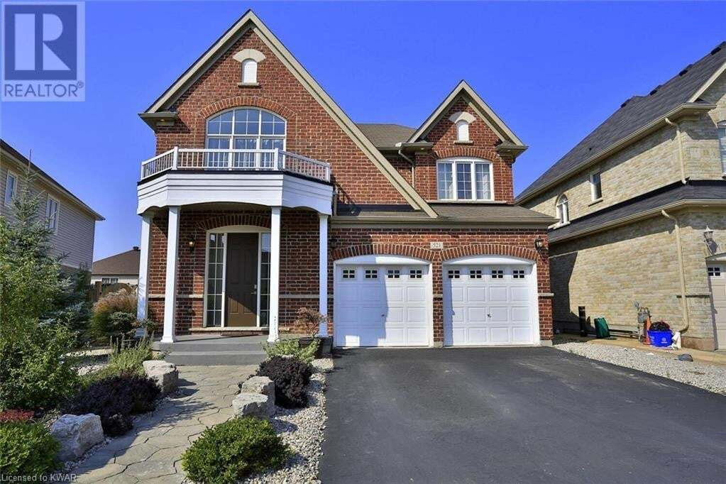House for sale at 521 Terrington Cres Kitchener Ontario - MLS: 40025986