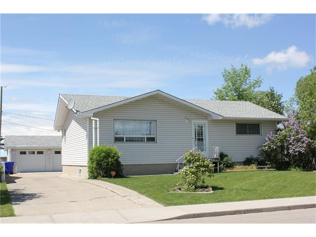 For Sale: 5210 47 Avenue, Olds, AB | 4 Bed, 2 Bath House for $314,900. See 37 photos!