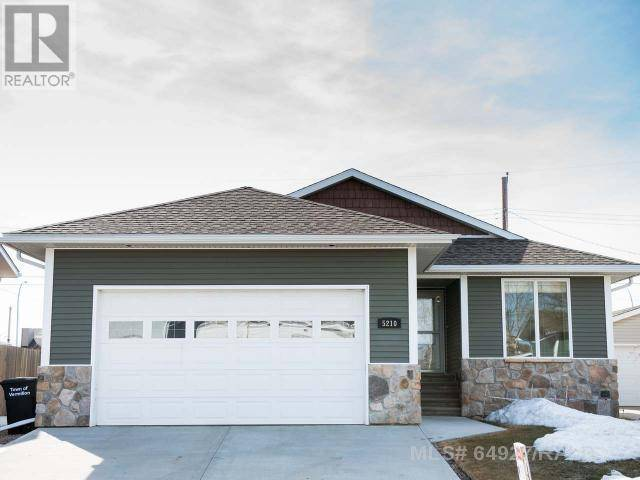 House for sale at 5210 63rd St Town Of Vermilion Alberta - MLS: 64927