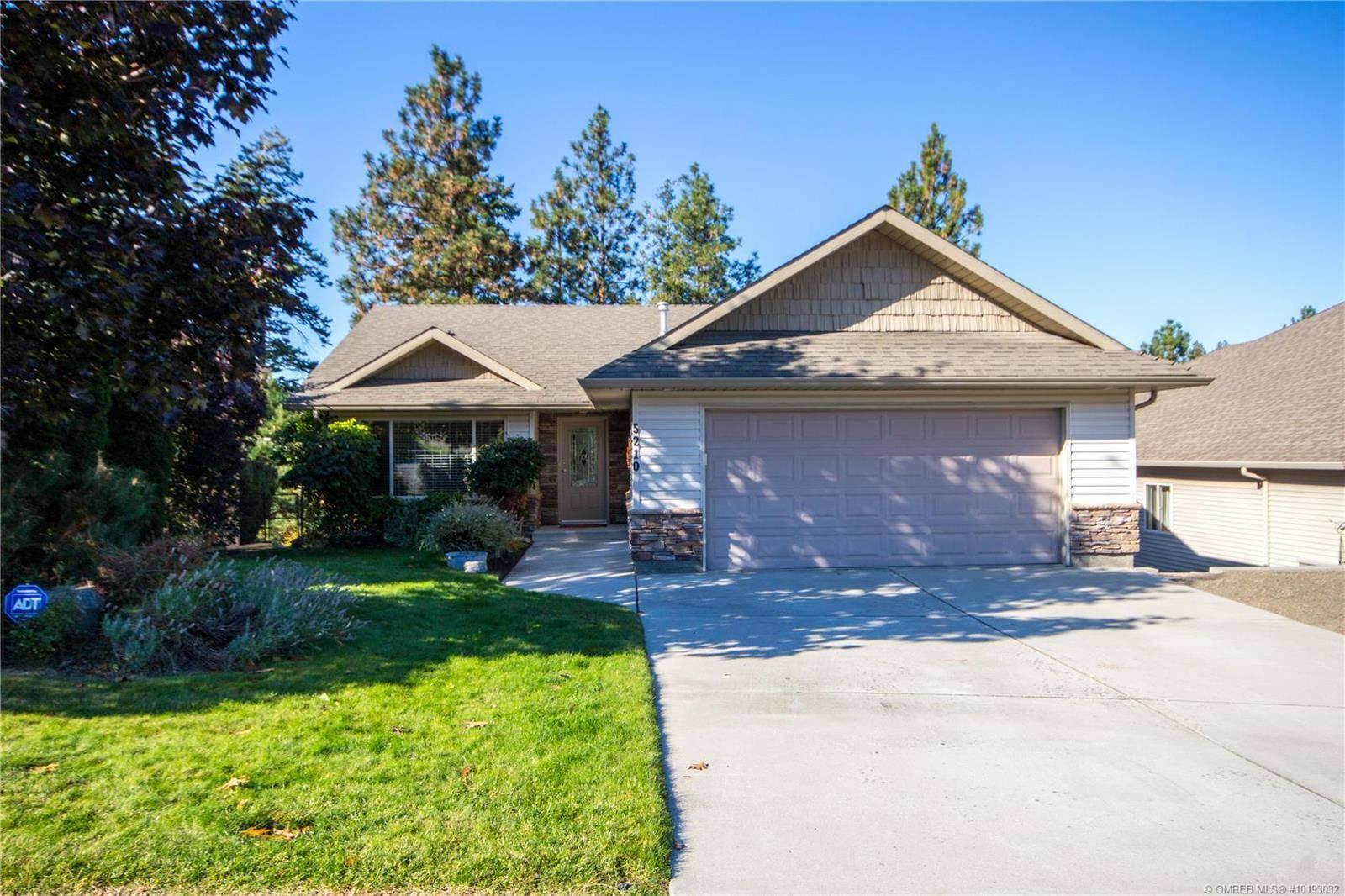 House for sale at 5210 Cobble Ct Kelowna British Columbia - MLS: 10193032