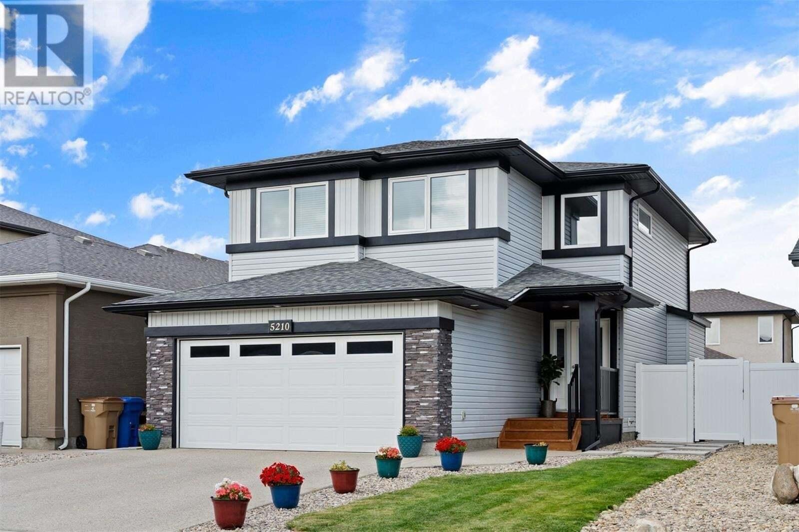 House for sale at 5210 Snowbirds Cres Regina Saskatchewan - MLS: SK820837