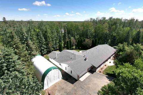 House for sale at 52104 265 Rd Rural Parkland County Alberta - MLS: E4152315