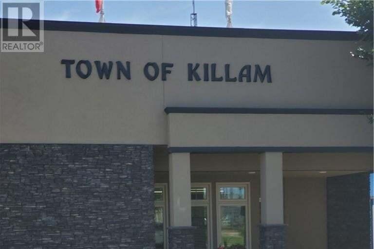 Residential property for sale at 5212 46 Ave Killam Alberta - MLS: ca0175552